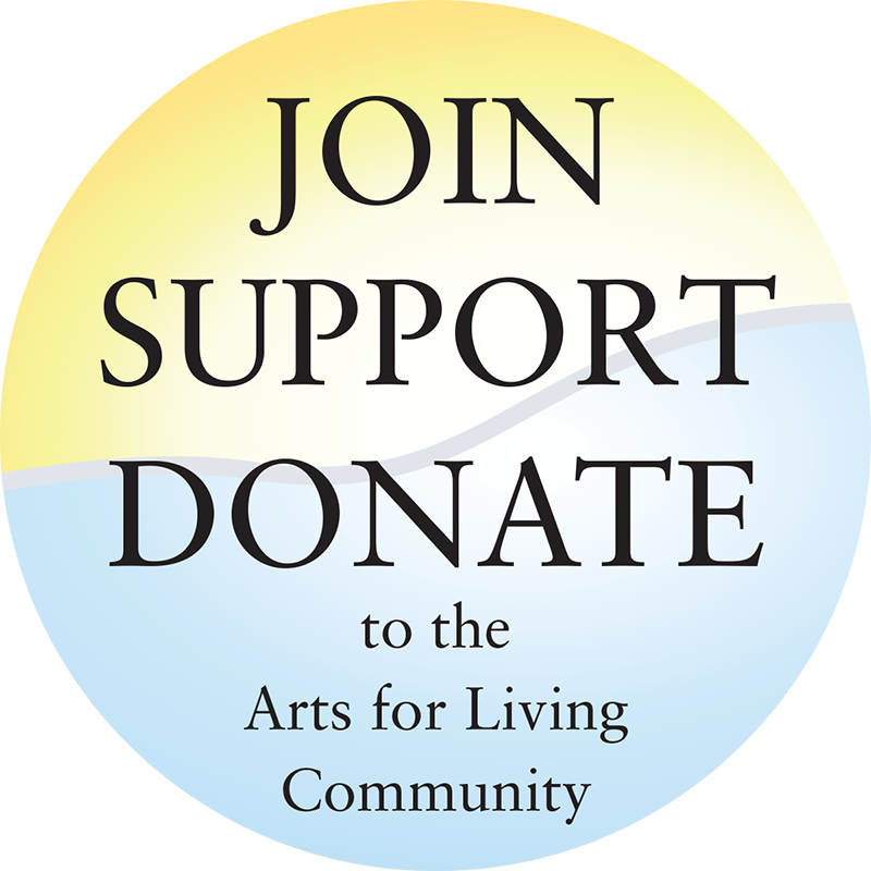 Arts for Living Donate Button