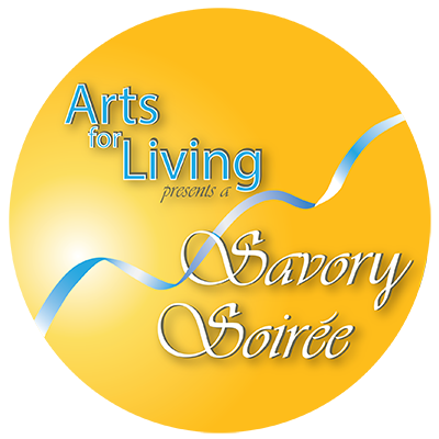 Arts for Living's Savory Soiree 2017 Logo