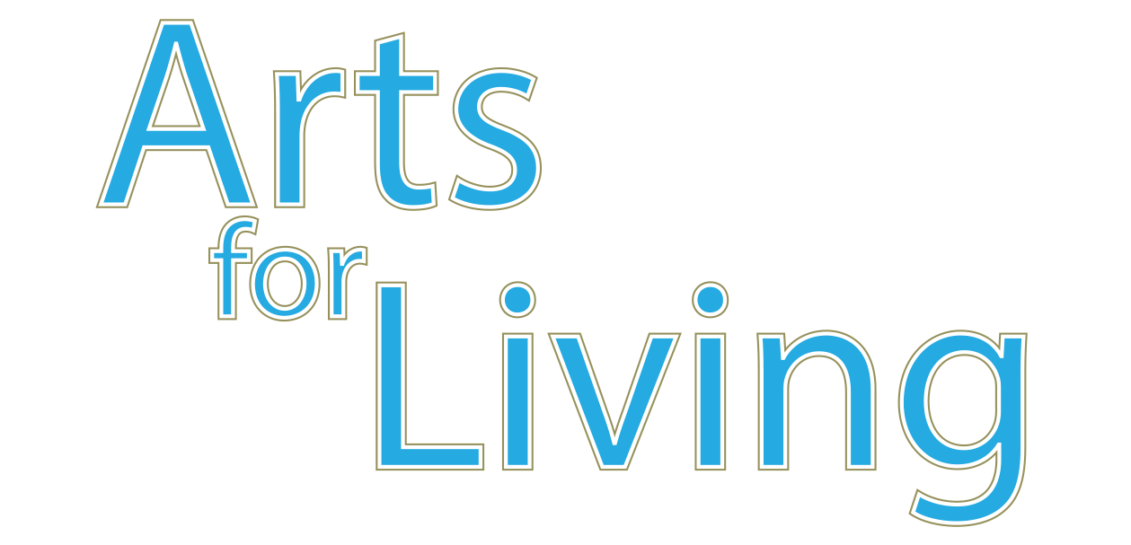 Arts for Living Text Logo